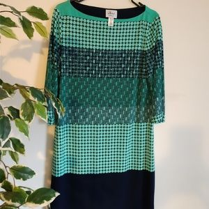 DM collection Like New Green dress